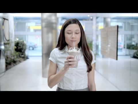 McDonald's Chocolate Whirl Frappé Commercial