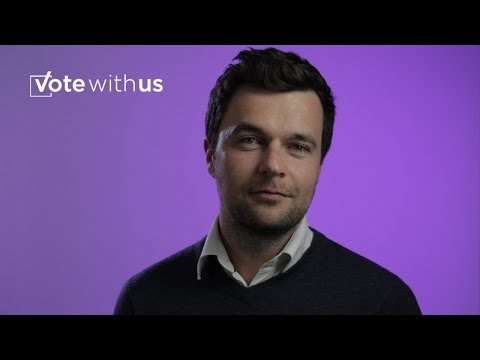 #VoteWithUs Ewan