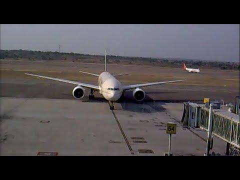 Saudia Hyderabad to Riyadh B777-200ER
