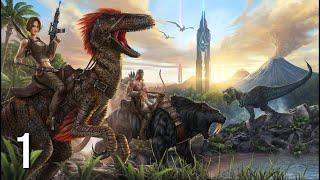 Gestrandet In Einer Welt Voller Dinosaurier | 1/1 | Ark Survival Evolved | Gamelords
