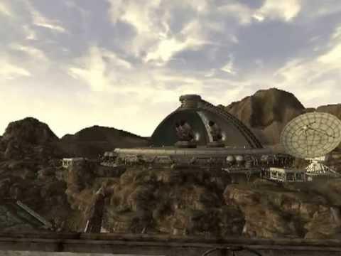 Fallout New Vegas: Rocket Launch