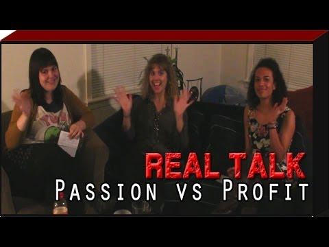REAL TALK: Passion vs Profit When Picking Majors - Reaction