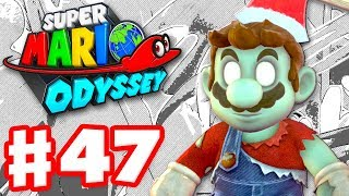Super Mario Odyssey - Gameplay Walkthrough Part 47 - Zombie Mario! Manga Filter! (Nintendo Switch)