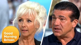 Is It Empowering to See Men Cry? | Good Morning Britain