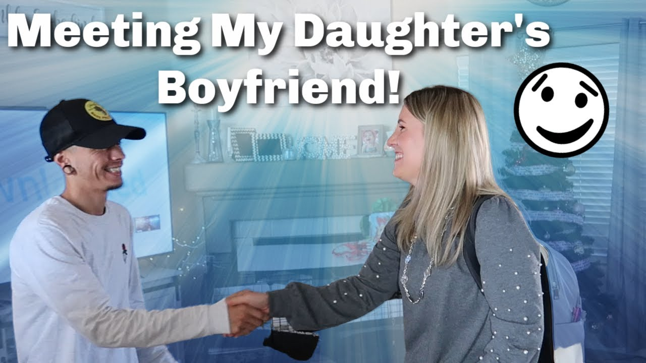 Meeting Daughters Boyfriend For The First Time | Cheer Championships