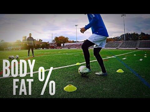 Testing My Body Fat Percentage - Offseason Ep. 4