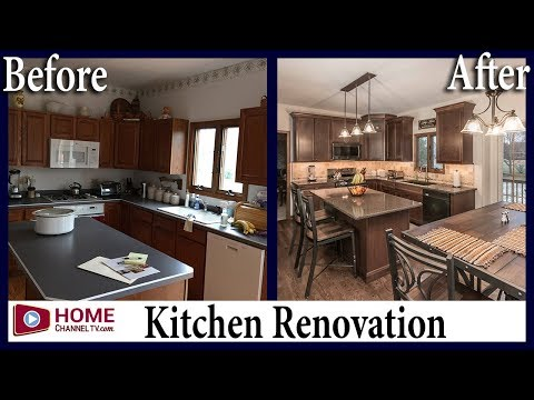 Traditional Kitchen Remodel | Before & After Makeover