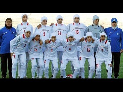 "Iran ""Women's"" Soccer Team Full of Trans and Men"