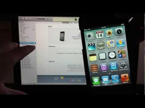 Come funziona la sincronizzazione Wi-Fi iTunes su iOS 5 - Video Tutorial