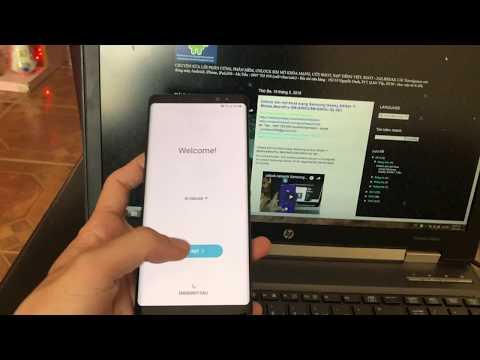 remove FRP lock on Samsung Galaxy Note 8 level 3