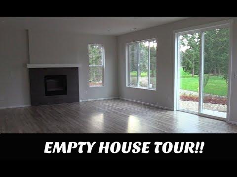 I BOUGHT A HOUSE! EMPTY HOUSE TOUR - I Heart Recipes