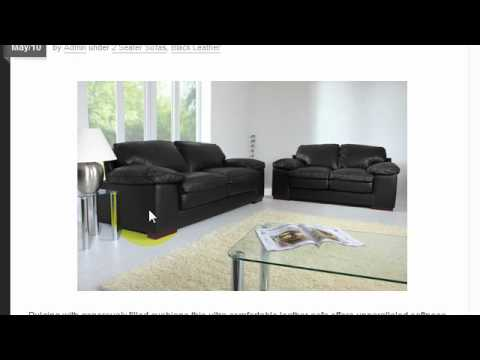 Leather Sofa Ideas and Choices - Reviewed