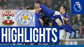 Biggest-Ever Premier League Away Win | Southampton 0 Leicester City 9