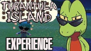 The Tarantula Island Experience - Animal Crossing: New Horizons