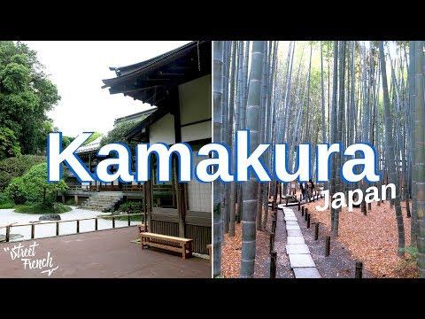 Exploring KAMAKURA, Japan