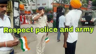 we salute indian police and indian army independence Day Specil / Video