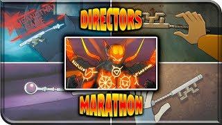 "Directors Cut Easter Egg ""marathon"" (all Maps & Bosses)   Super Easter Egg  Infinite Warfare Zombies"