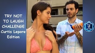 Try Not To Laugh Challenge (Impossible): Curtis Lepore Vines Compilaiton | BEST VINES