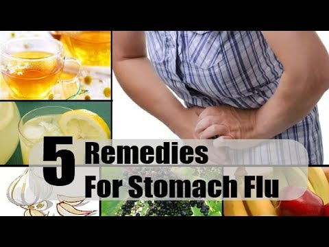 5 Home Remedies for Stomach Infection.