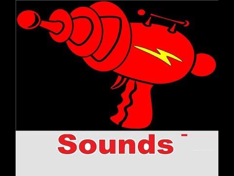 Laser Gun Sound Effects All Sounds