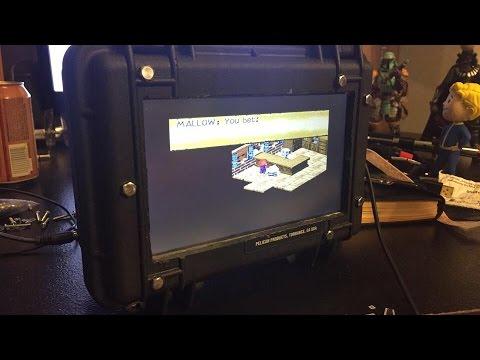 Raspberry Pi 1 B+ Gaming Emulator System - Complete DIY Build Using Retropi