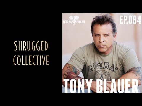 Feed Me Fuel Me — Know Fear w/ Tony Blauer — 84