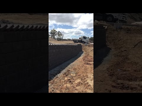 Dominoes with bricks (wait for it) || ViralHog