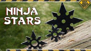Download DIY Ninja Throwing Stars Video