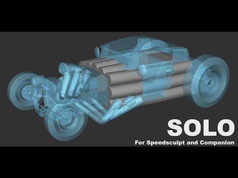 Speedflow Companion - Solo - English
