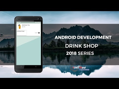 Android Development Tutorial - Drink Shop App part 17 Remove from Favorites