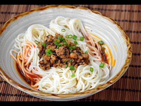 Dan Dan Noodles - How to Make Authentic, Street Food style Dandan Noodles (担担面)