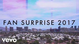 Imagine Dragons - Evolve Album Art Fan Surprise (Pt. 1)