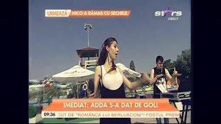 Adena ft. Geo Raphael - Calentura @Star Matinal de Weekend/ Antena Stars