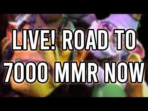 Can't Sleep Dota 2 Addict | Dota 2 Live Stream | Rawdota - Henry
