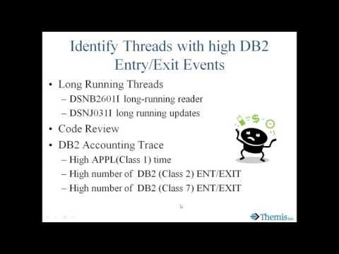 Minimize your trips to DB2 for z/OS and reduce your elapsed and CPU times - Linda Claussen