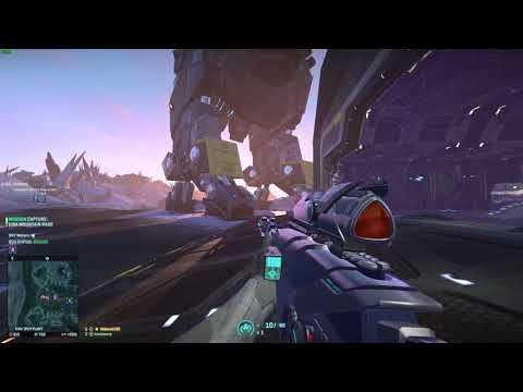Planetside2 Flying on the hard wood floor...?