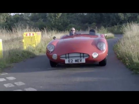 Travel Channel. Car designer Stuart Mills