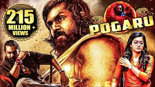 POGARU 2021 NEW Released Full Hindi Dubbed Movie Dhruva Sarja Rashmika Mandanna Kai Greene