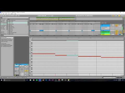 Making Melodic Dubstep in Ableton #4 (Track From Scratch)