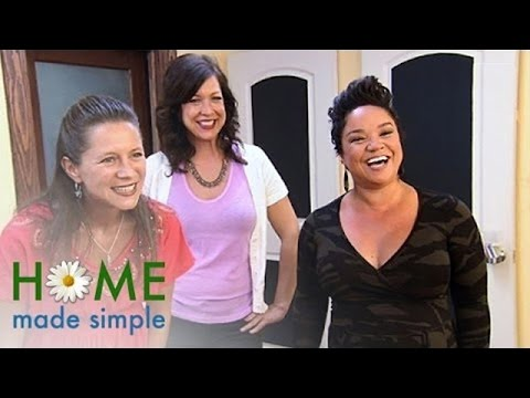 Before-and-After Rec Room Reveal   Home Made Simple   Oprah Winfrey Network