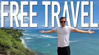 Download How To Travel The World For Free: Credit Cards 101 Video