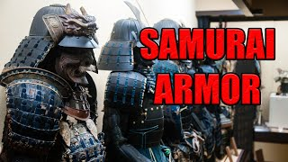 Samurai Armor: Evolution and Overview