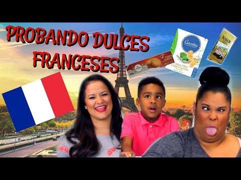 PROBANDO DULCES Y SNACK DE PARIS (KARLA PRUEBA EL MUNDO)