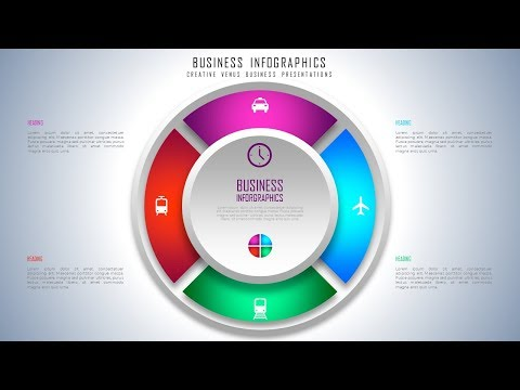 How To Design Business Industry Process Infographic Workflow in Microsoft Office 365 PowerPoint PPT