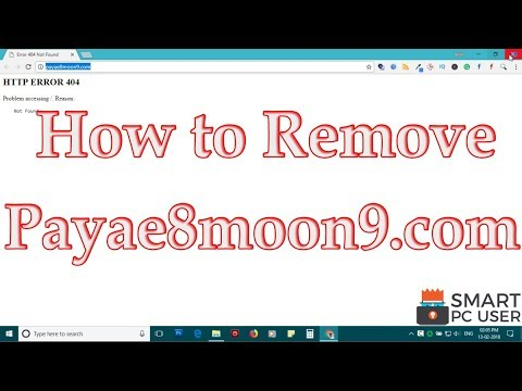 How to Remove Payae8moon9.com from All Browsers (Chrome, Firefox, Edge, IE)