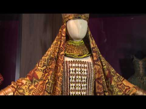 THE LION KING: Costumes On Display at London's Victoria and Albert Museum