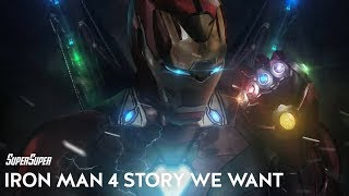 Iron Man 4: Stories We Would Love To See | SuperSuper
