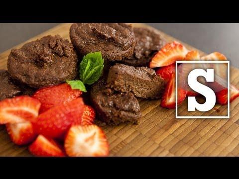 CHOCOLATE POLENTA CAKE RECIPE ft Tay Zonday - SORTED