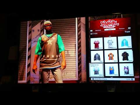 Buying some clothes on wach dogs 2