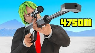 Hitman Life.. Sniping My Target Across The Map! (GTA RP)